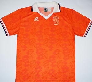 1994 HOLLAND LOTTO HOME FOOTBALL SHIRT (SIZE XL)