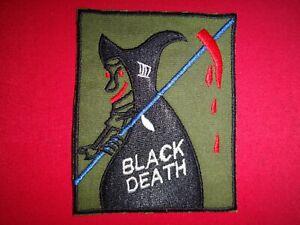 États-unis 3ème Bataillon 21ème Infantry Regiment Black Death Guerre Du Vietnam K4wcr2ld-08012424-408797848