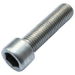 "Stainless Steel 5/16-18 x 1 1/2"" Socket Head Cap Screw 18/8 304 5 Pack"