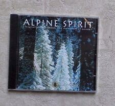 "CD AUDIO MUSIQUE / ALPINE SPIRIT ""NATURAL HARMONY"" 10T CD COMPILATION 1994 NEUF"