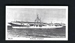 SUNNY BOY - BRITISH NAVAL SERIES - #8 HMAS SYDNEY