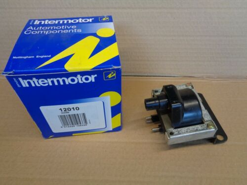 Ignition Coils & Modules NEW GENUINE INTERMOTOR 12010 IGNITION ...