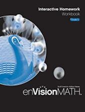 Math 2009 Homework Workbook Grade 5 : Interactive Homework, Grade 5 by  Scott Foresman (2007, Paperback)