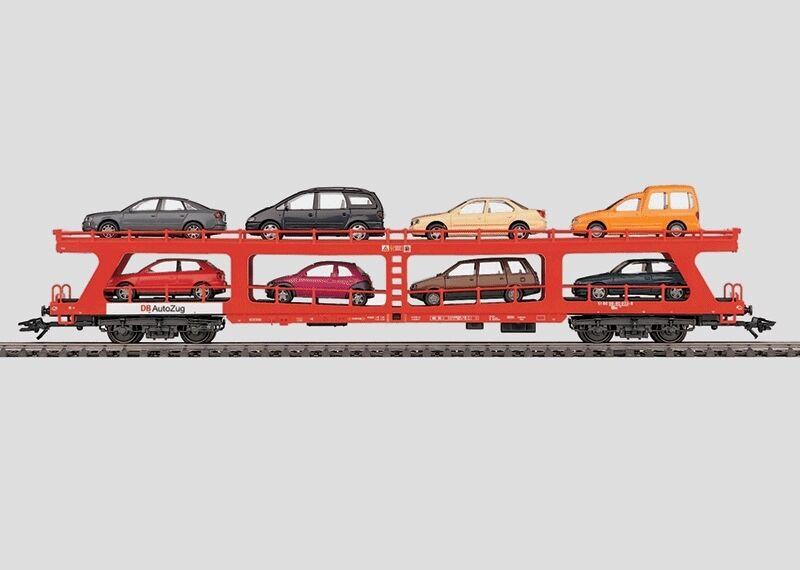 42341 reisezug-AUTO carrello trasporto della DB AG  neu