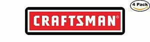 Craftsman-Tools-Tool-Box-Long-Decal-Diecut-Sticker-4-Stickers