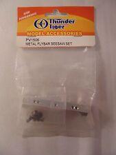Thunder Tiger Metal Flybar Seesaw Set Raptor G4 PV1506 NIP