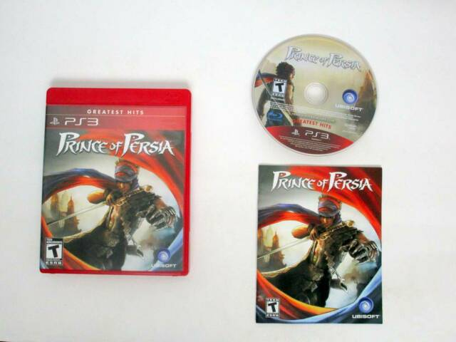 Prince of Persia game for Sony PlayStation 3 -Complete