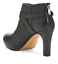 For Women Adrienne Vittadini Leather Bootie