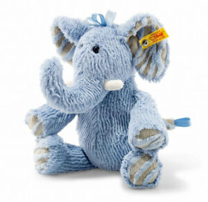 Soft Cuddly Friends Earz Elephant Medium with FREE gift box by Steiff EAN 064869