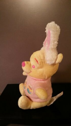 "Variety Disney Winnie the Pooh 8/"" Beanie Plushes Theme Holiday Select Animal"