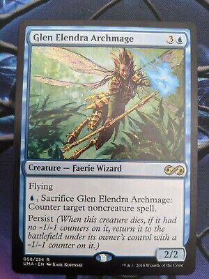 Ultimate Masters MTG Glen Elendra Archmage x 1 NM