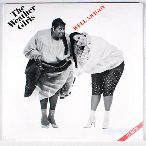 Weather-Girls-Well-A-Wiggy-1985-SEALED-Vinyl-12-034-Single-Martha-Wash