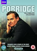 PORRIDGE COMPLETE SERIES 1 - 3 DVD Box Set + Christmas Specials BBC 1 2 3 UK