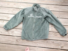 POLARTEC G III L3 ECWCS FLEECE WEIGHT JACKET FOLIAGE SIZE MEDIUM - REGULAR