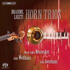 Brahms, Ligeti: Horn Trios Super Audio Hybrid CD (CD, Jan-2012, BIS (Sweden))