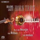 Brahms, Ligeti: Horn Trios Super Audio Hybrid CD (CD, Jan-2012, BIS (Sweden))