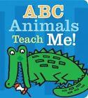 ABC Animals Teach Me! by Reader's Digest Children's Books (Board book, 2014)