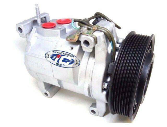 IC77389 A//C COMPRESSOR CLUTCH For Honda Accord 2003-2007 L4  2.4L HIGH QUALITY