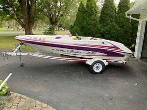 1995 SEA RAY Sea Rayder F16 SportJet 120XR Jet Boat