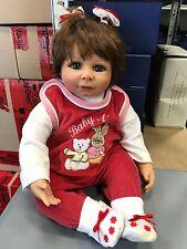 Monika Gerdes Vinyl Puppe 51 cm. Top Zustand