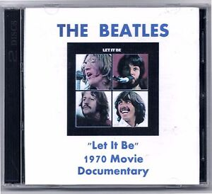 Beatles-Let-It-Be-039-70-Film-Doc-Widescn-vers-DVD-CD-combo-Original-Get-Back-CD