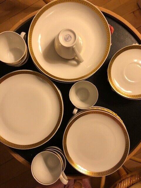 Porcelæn, Kaffekop og underkop, Lyngby