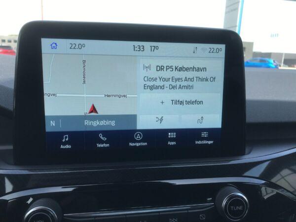Ford Kuga 2,5 PHEV ST-Line CVT billede 9