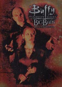 Buffy-Big-BadsTrading-Card-Set-72-Cards