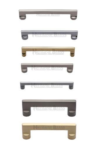 C0345 Heritage Brass 203mm CTC Cabinet Pull Handle Apollo Design 96mm