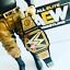 Titulo-personalizado-WWE-Campeonato-De-Cuero-Real-para-Mattel-Jakks-Hasbro-Figuras miniatura 2