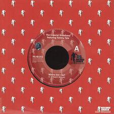 """Tommy Tate - Where Did You Go (Vinyl 7"""" - 2015 - EU - Original)"""