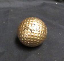 VTG Golf Ball Jack Nicklaus the Golden Bear #1 Ford Econoline the Golden Choice