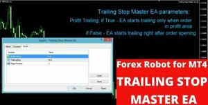 Forex trading trailing stop