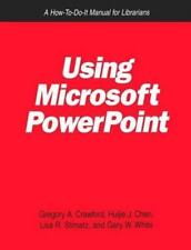 How-to-Do-It Manuals: Using Microsoft PowerPoint : A How-to-Do-It Manual for...
