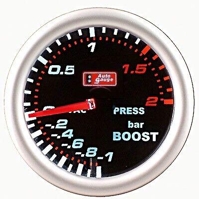 Anzeige Turbo Boost G60 PLASMA Wassertemperatur