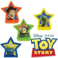 Toy Story 8pc Party Toppers From Wilton 8080 -
