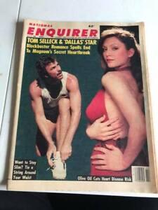 Vintage-National-Enquirer-Tabloid-Magazine-April-6-1982-Tom-Selleck