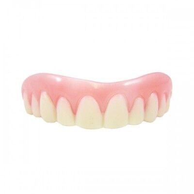 Teeth Billy Bob Aviator Comedy Acylic Teeth with Fixative Fancy Dress Adult