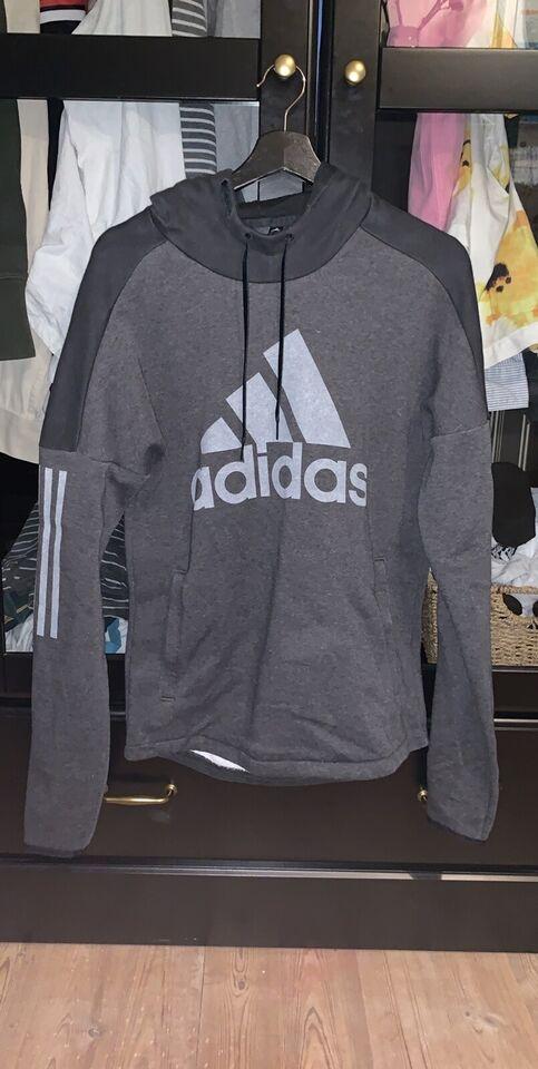 Hættetrøje, Adidas, str. S
