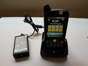 Zebra-Motorola-MC65-MC659B-Cradle-amp-acc-P-N-MC659B-PD0BAB00100-Lot-1078