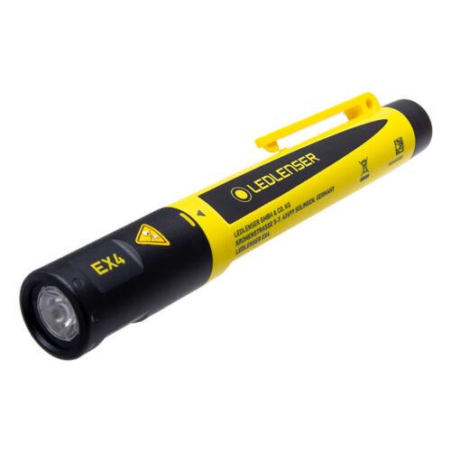 Ledlenser EX4 ATEX Zone 0//20 LED Torch