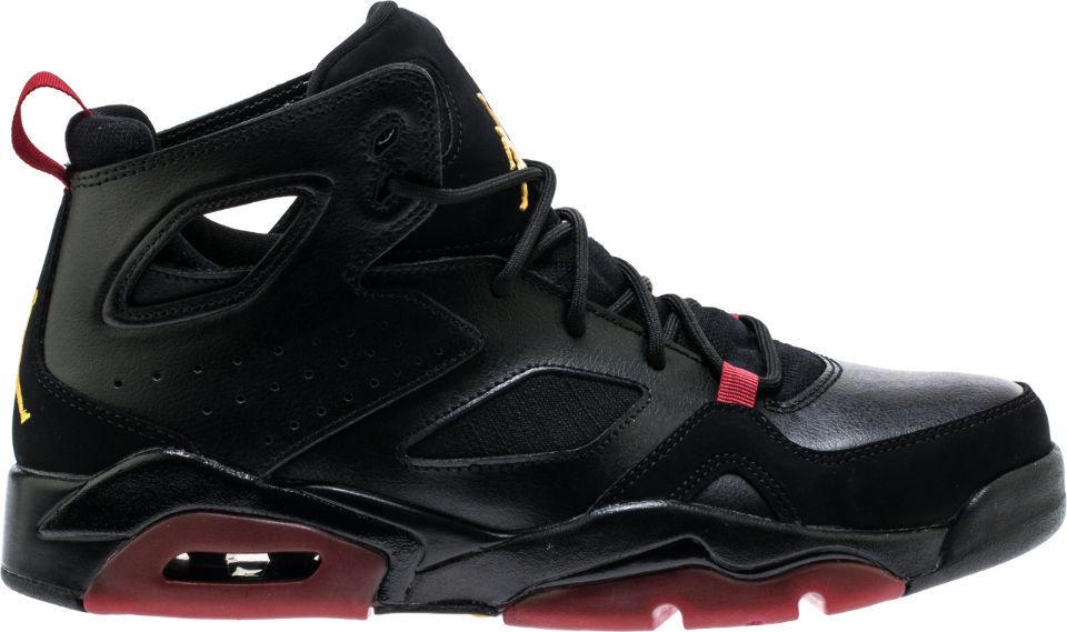 Nike Air Jordan Flight Club FLTCB 91 555475-067 Black Basketball shoes Men