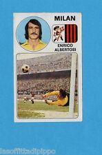 PANINI CALCIATORI 1976/77-Figurina n.185- ALBERTOSI - MILAN -Rec