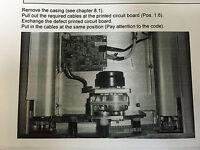 Chattanooga Artromot Kinex K4 Control Motor Board Electonics, 2.0031.905,