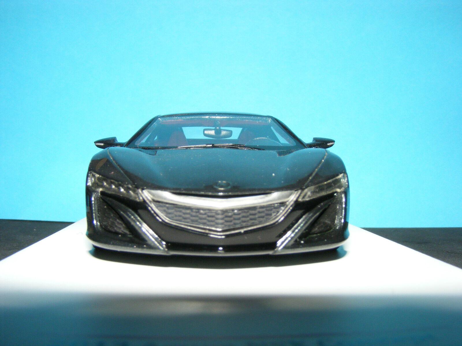 Honda Acura NSX Concept II 1 43 New New New True Scale assez rare N. American Auto Show. 0a3443