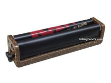 Raw 110mm Hemp Plastic Adjustable 2way Rolling Machine for King Size Papers