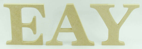 20cm FREESTANDING  Wooden letters MDF,Names,Signs-hand made-Georgia