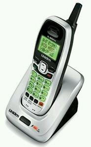 UNIDEN-5-8-GIGAHERTZ-CORDLESS-PHONE-SILVER