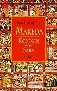 Makeda-Konigin-von-Saba-de-Jakoub-A-Mar-Livre-etat-bon