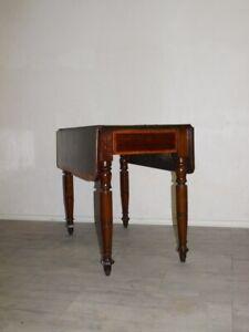 Antikes Tischchen Zum Restaurieren Antike Antiquitäten & Kunst